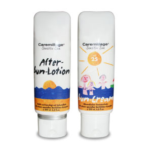 After-Sun Lotion, mit Parf�m