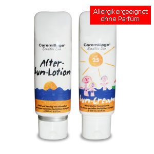 After-Sun Lotion, ohne Parf�m